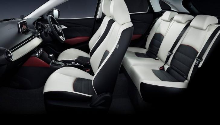 Mazda CX-3 2016 10
