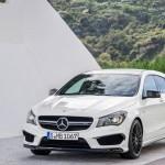 メルセデスベンツ「新型CLA45 AMG シューティングブレーク 2016」デザイン画像集