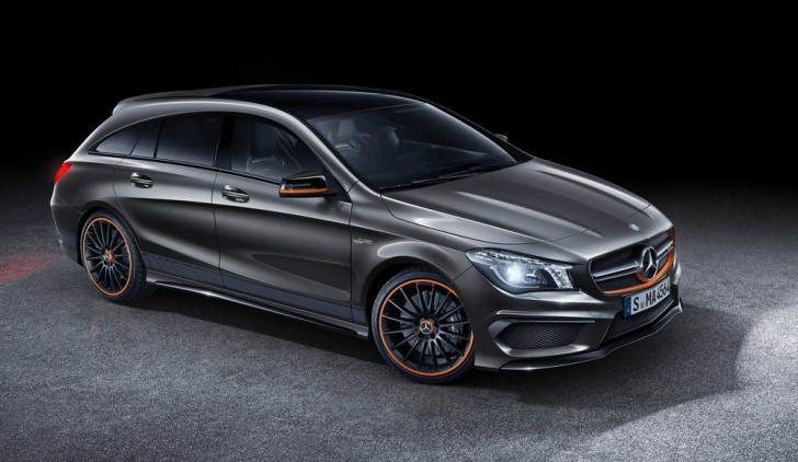 Mercedes-Benz CLA45 AMG Shooting Brake 2016 07