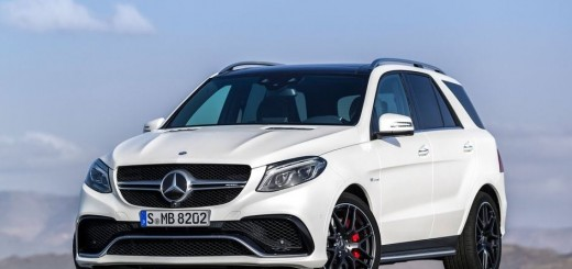 Mercedes-Benz GLE 63 AMG 2016 01