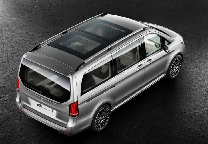 Mercedes-Benz Vision e Concept 2015 02