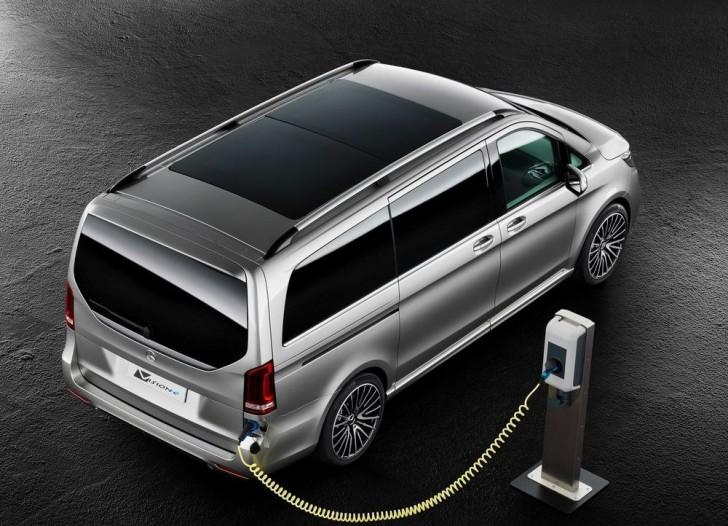 Mercedes-Benz Vision e Concept 2015 04