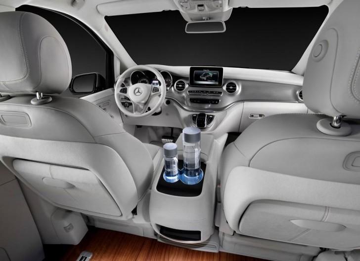 Mercedes-Benz Vision e Concept 2015 06