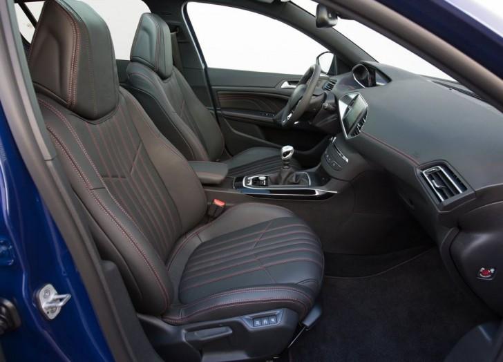 Peugeot 308 GT 2015 07