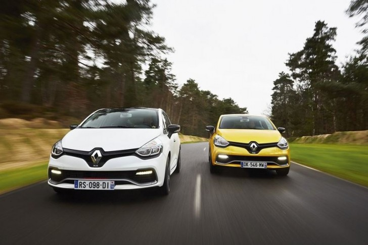 Renault Clio RS 220 Trophy EDC 2016 06