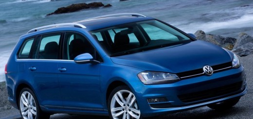 Volkswagen Golf SportWagen 2015 01