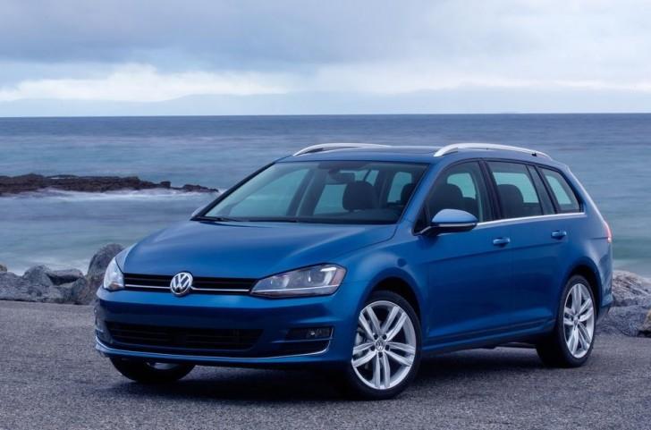 Volkswagen Golf SportWagen 2015 02