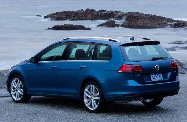 Volkswagen Golf SportWagen 2015 04