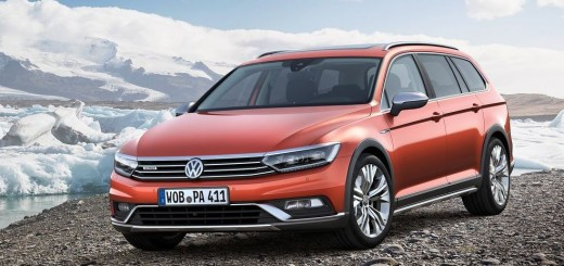 Volkswagen Passat Alltrack 2016 01