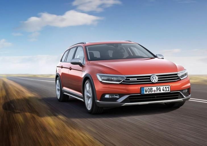 Volkswagen Passat Alltrack 2016 02