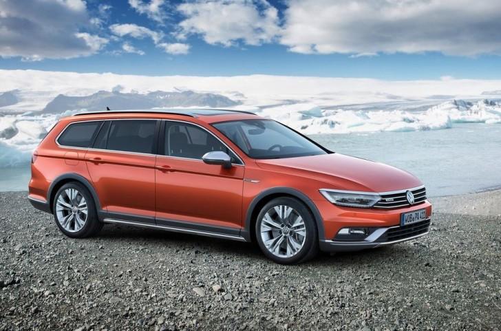 Volkswagen Passat Alltrack 2016 03