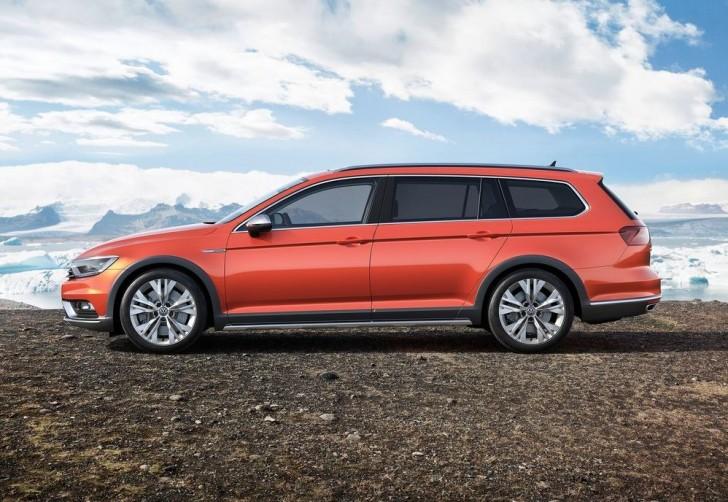 Volkswagen Passat Alltrack 2016 04