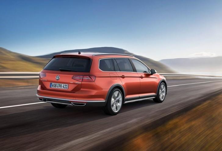 Volkswagen Passat Alltrack 2016 05