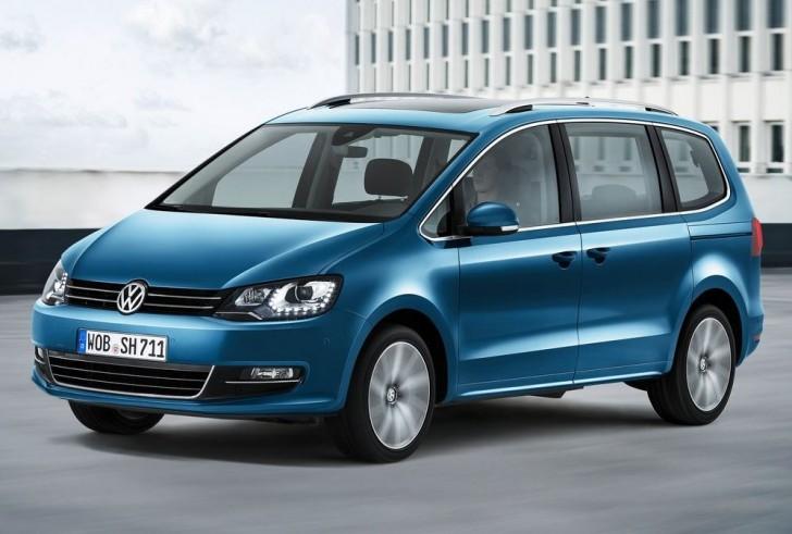 Volkswagen Sharan 2016 03