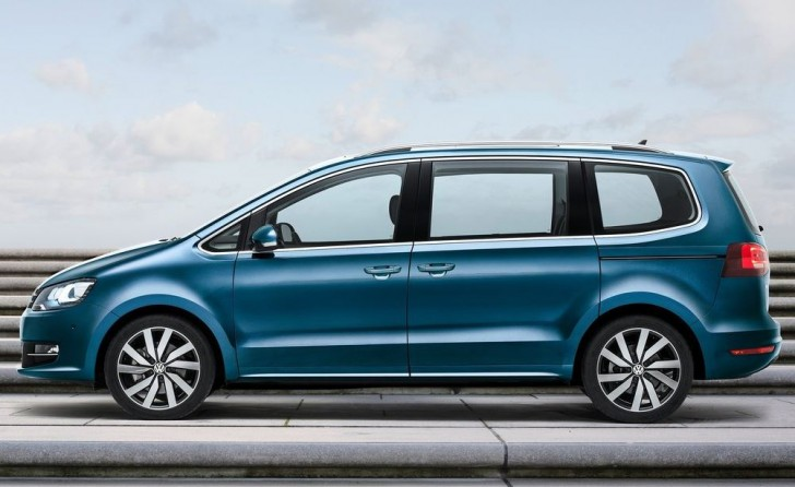 Volkswagen Sharan 2016 04