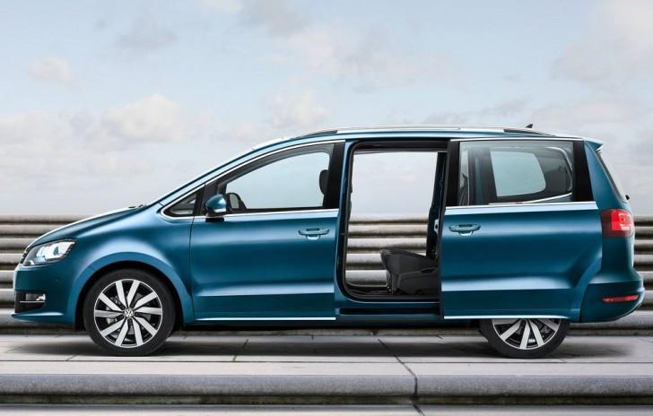 Volkswagen Sharan 2016 05