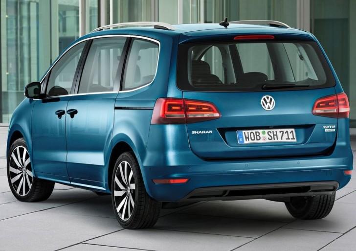 Volkswagen Sharan 2016 06