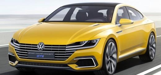 Volkswagen Sport Coupe GTE Concept 2015 01