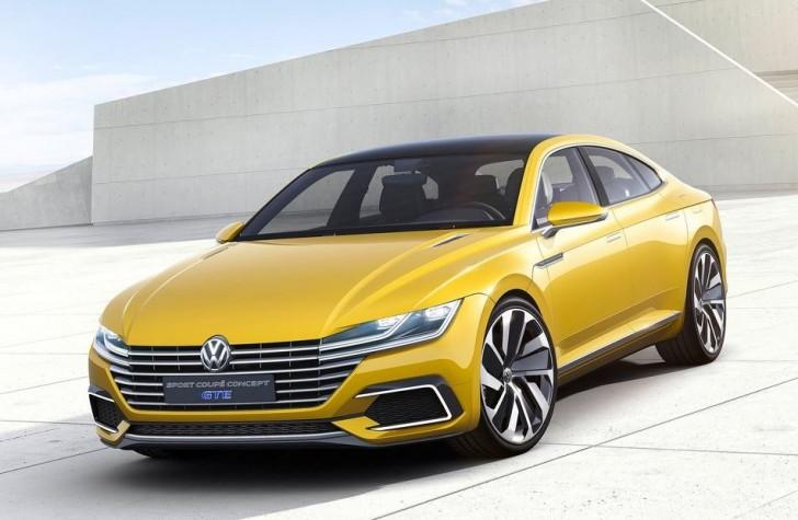 Volkswagen Sport Coupe GTE Concept 2015 02