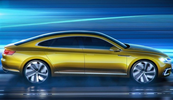 Volkswagen Sport Coupe GTE Concept 2015 03