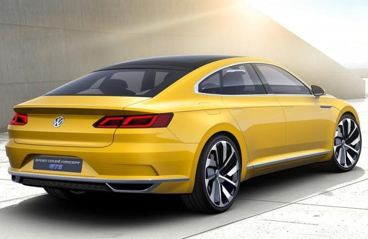 Volkswagen Sport Coupe GTE Concept 2015 04