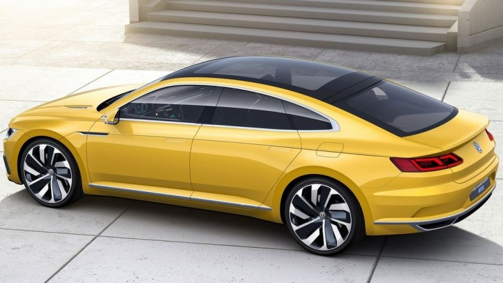 Volkswagen Sport Coupe GTE Concept 2015 05