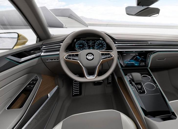 Volkswagen Sport Coupe GTE Concept 2015 06