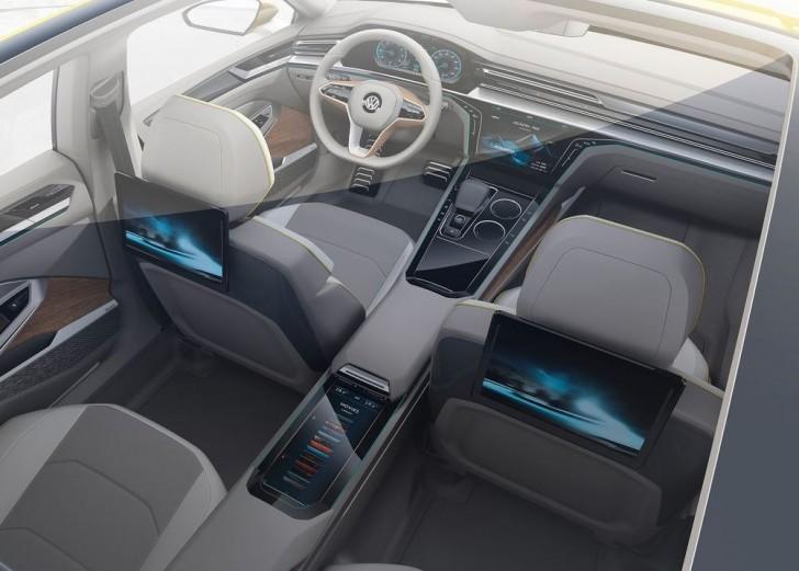 Volkswagen Sport Coupe GTE Concept 2015 07