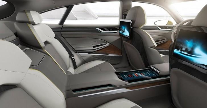 Volkswagen Sport Coupe GTE Concept 2015 08