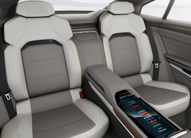 Volkswagen Sport Coupe GTE Concept 2015 09