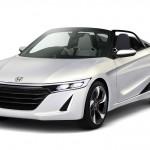 ホンダ「新型S660コンセプト2013」デザイン画像集