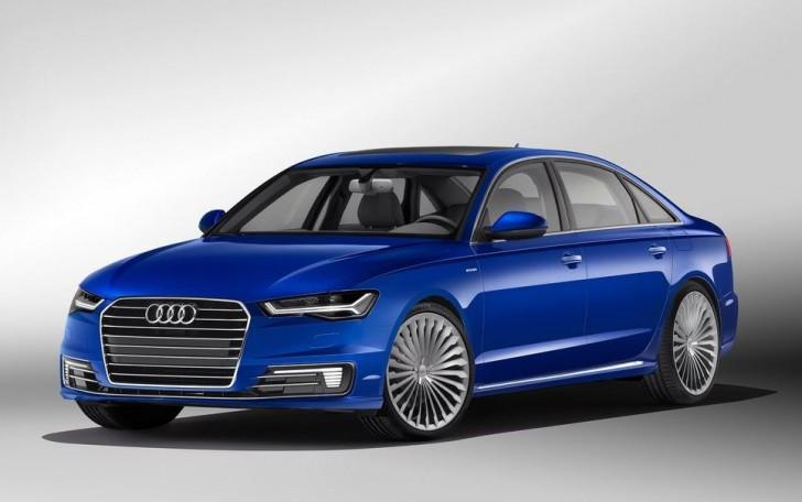 Audi A6L e-tron 2017 01