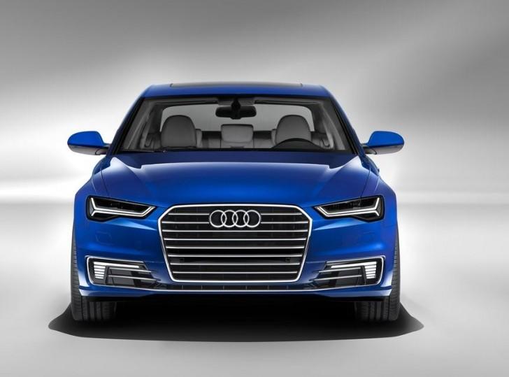 Audi A6L e-tron 2017 02