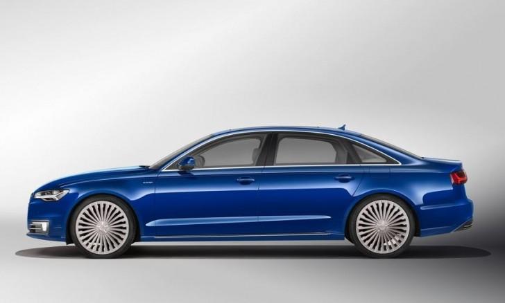 Audi A6L e-tron 2017 03