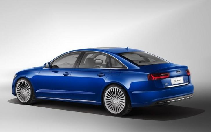 Audi A6L e-tron 2017 04