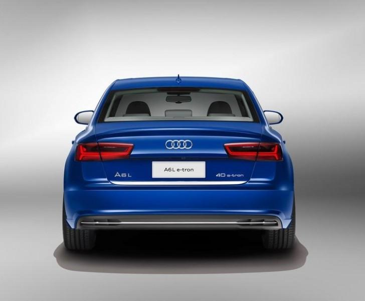 Audi A6L e-tron 2017 05