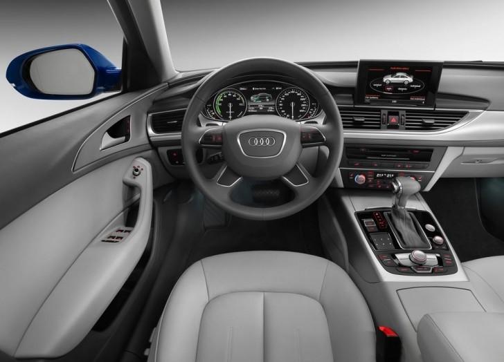 Audi A6L e-tron 2017 06