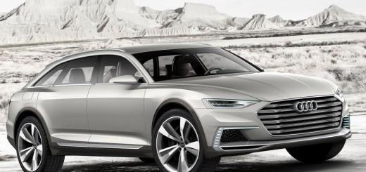 Audi Prologue Allroad Concept 2015 01