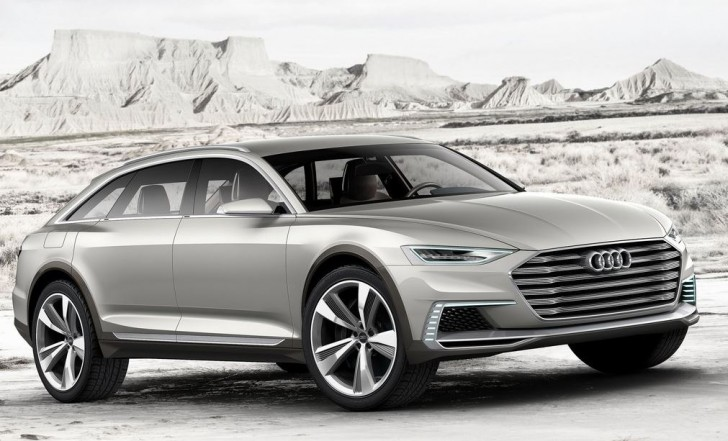Audi Prologue Allroad Concept 2015 01