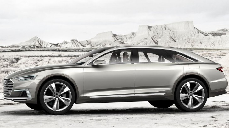 Audi Prologue Allroad Concept 2015 03