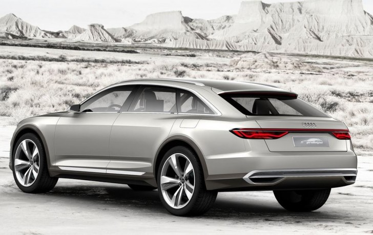 Audi Prologue Allroad Concept 2015 04
