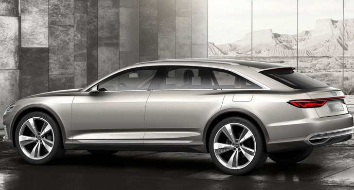 Audi Prologue Allroad Concept 2015 05