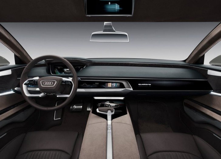 Audi Prologue Allroad Concept 2015 07