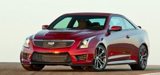 Cadillac ATS-V Coupe 2016 01