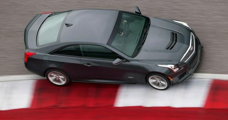 Cadillac ATS-V Coupe 2016 06
