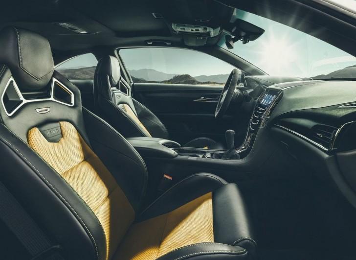 Cadillac ATS-V Coupe 2016 07
