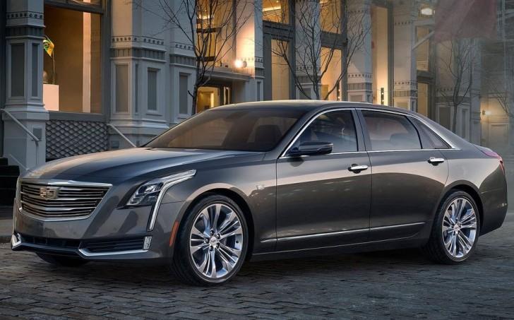 Cadillac CT6 2016 01