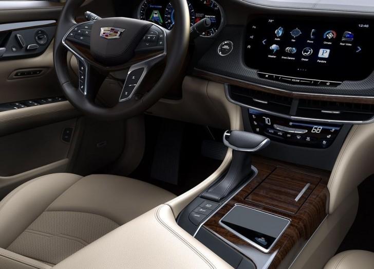 Cadillac CT6 2016 08