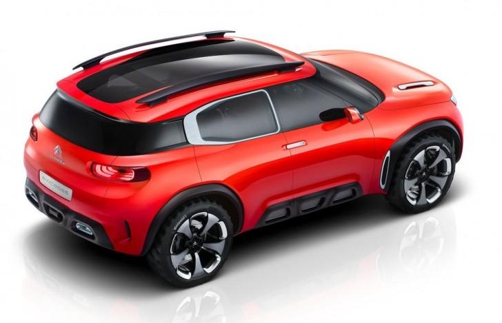 Citroen Aircross Concept 2015 05