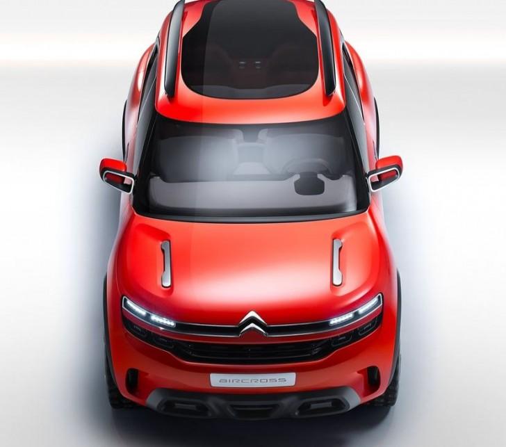 Citroen Aircross Concept 2015 06